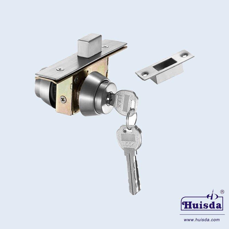 HSD 401 帶框玻璃門鎖