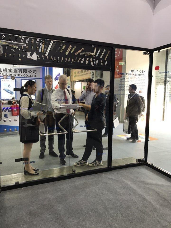 4月上海玻璃展