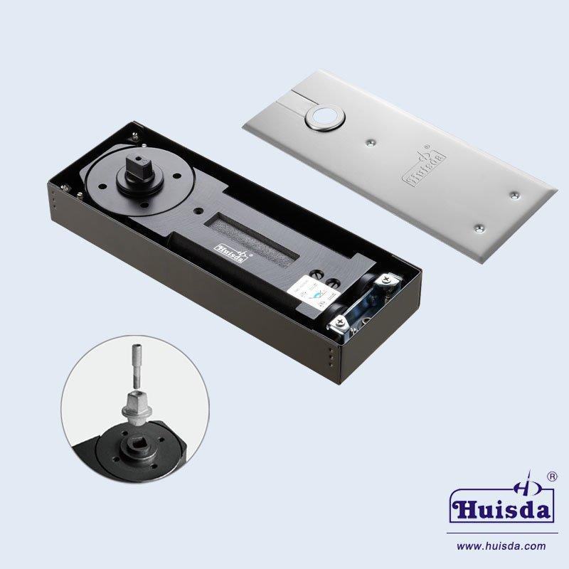 HSD 8400 超薄加重型液壓地彈簧
