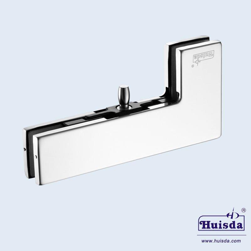 HSD 040M curved folder glass door M-type