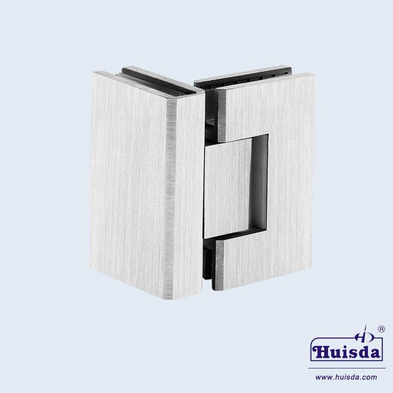 HSD 619 Double-sided double-sided stainless steel bathroom clip