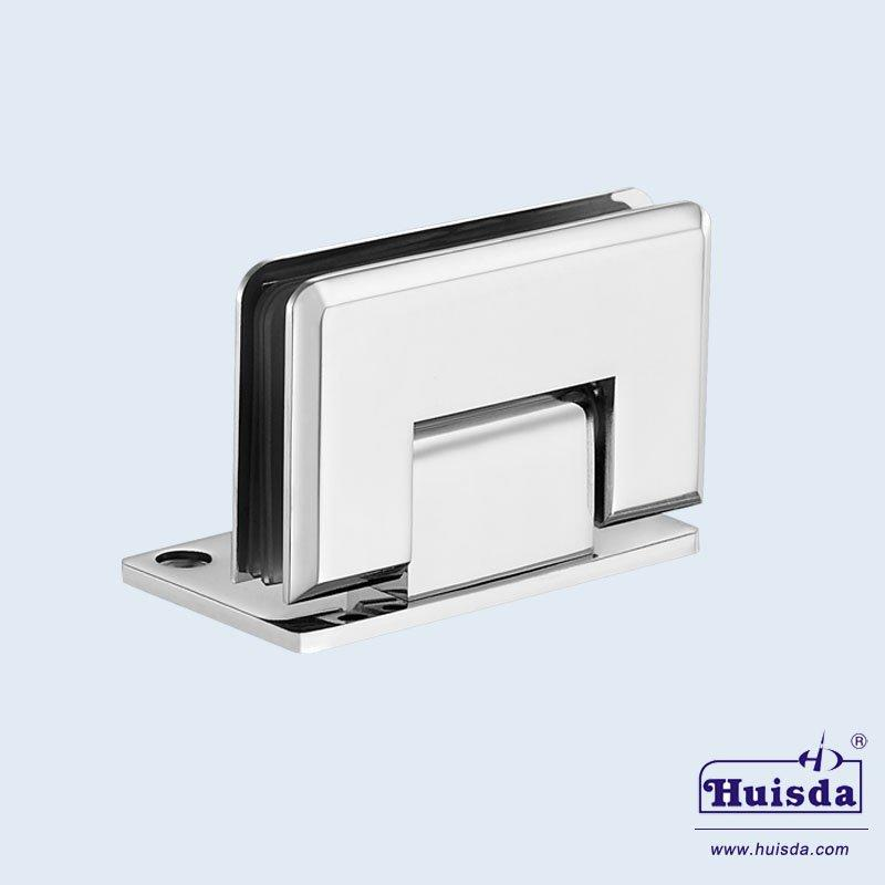 HSD 513 90 ° single-opening bathroom clamp