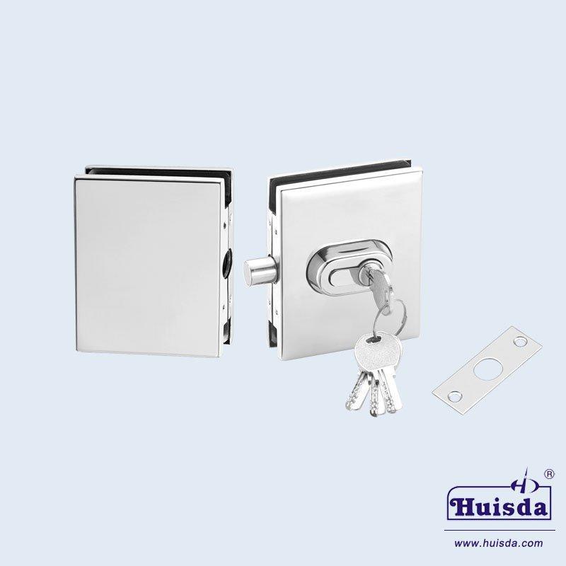 HSD 542A+B 玻璃門鎖